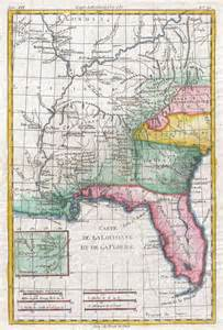 map and louisiana file 1780 raynal and bonne map of louisiana florida and