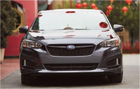 Cpo Subaru by 2017 Subaru Cpo Impreza Model Details Compact Car
