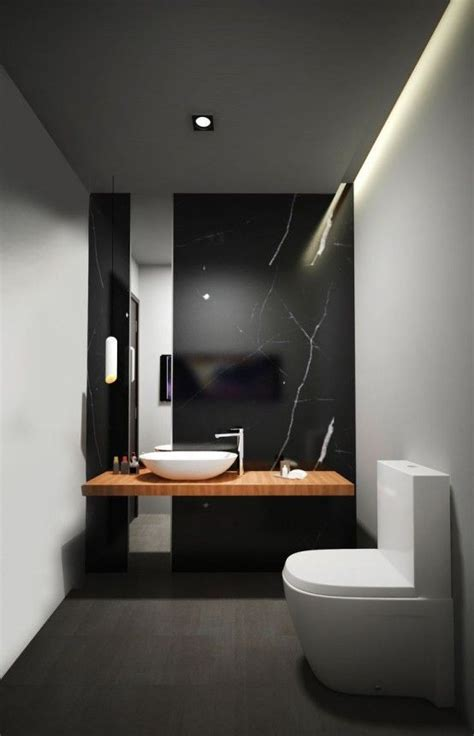 modern bathroom d 233 cor and it s features bathroom 25 best ideas about modern powder rooms on pinterest
