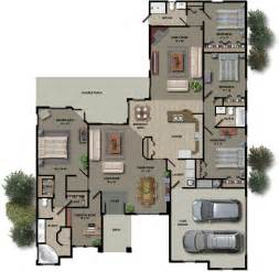 Floor Plan Rendering Software plans 2 story building design interior renders in