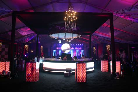 themed club events a crystal maze themed cocktail by r2s events india news