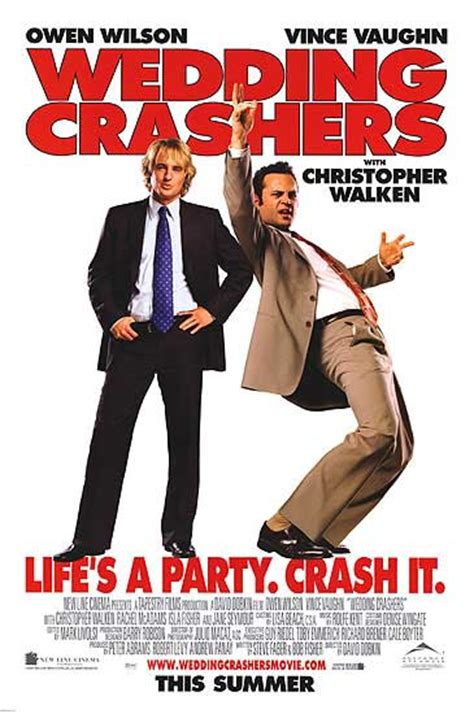Wedding Crashers Poster by Wedding Crashers Posters At Poster Warehouse