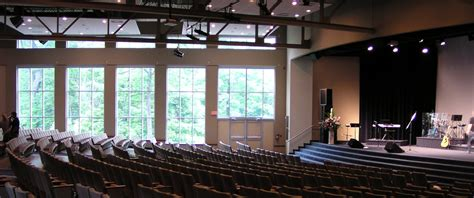 best sound system for small church