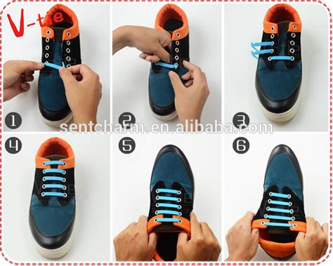 Tali Sepatu Elastis Lock Elastic Lace Tali shoe laces for shoes for yourstyles