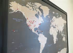 Push Pin Map Of The World by The Best Push Pin Travel Map To Buy With Our Best