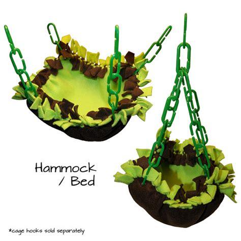 sugar glider bedding custom no sew sugar glider hammock bed you by sugarmamasgliders