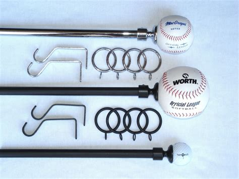 baseball bat curtain rod 17 best images about isaiah on pinterest baseball table