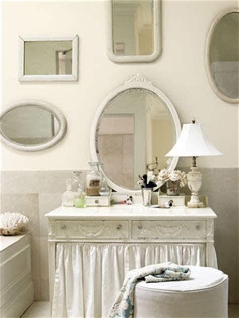 cottage mirrors for bathrooms cottage flavor refreshing cottage bathrooms