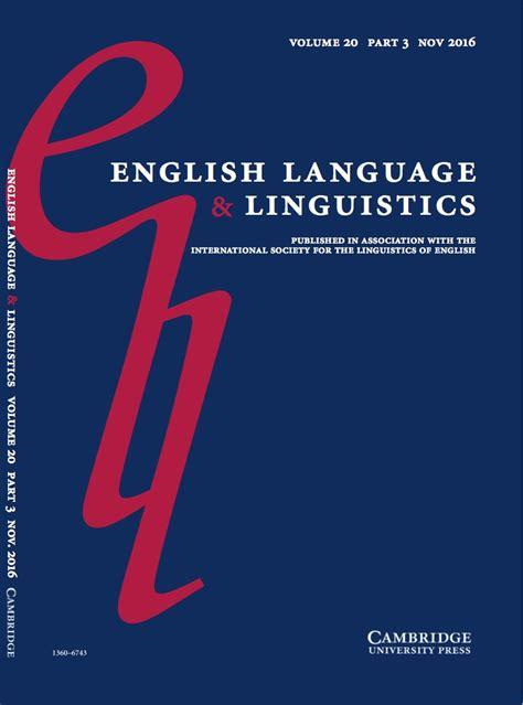 linguistics thesis master thesis linguistics
