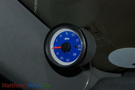 experiencing insomnia install  boost gauge volvo forums
