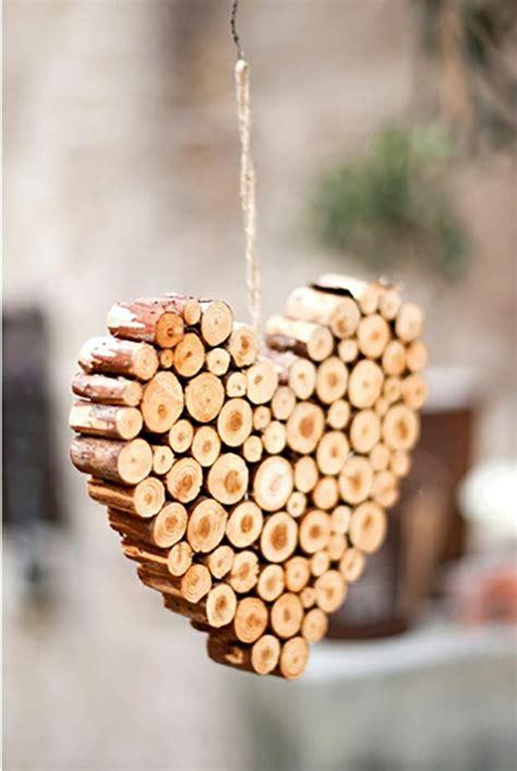 Bastelideen Aus Holz weihnachtsschmuck basteln kreative ideen zum nachmachen