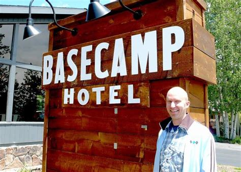 tahoe city s new basec hotel modern mountain with a sense of humor tahoedailytribune
