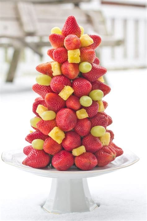 strawberry christmas tree christmas ideas recipes