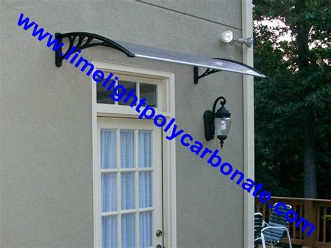 Diy Polycarbonate Awning by Polycarbonate Awning Diy Awning Window Awning Door Canopy