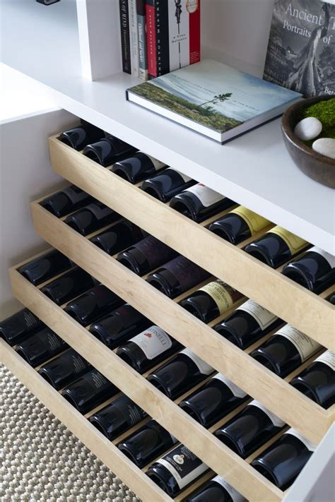 Upper Kitchen Cabinet Ideas 26 Wine Storage Ideas For Those Who Don T Have A Cellar
