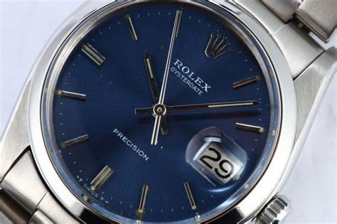 A Look at the Simple Rolex Oysterdate 6694   Bob's Watches