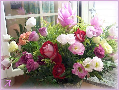 con i fiori ale s cottage ve lo dico con i fiori buona domenica