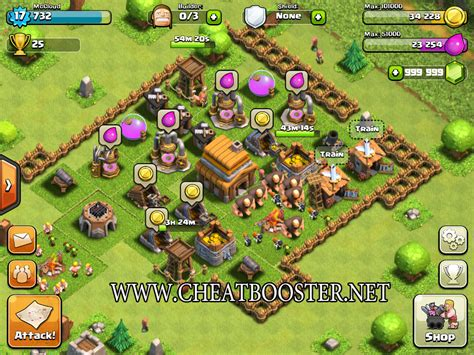 clash of clans hack cheats free gems no survey working clash of clans unlimited gems hack