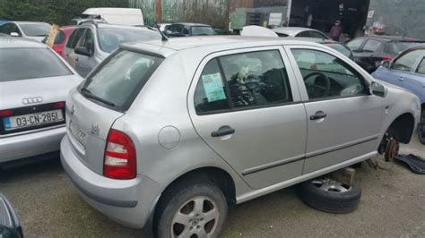 skoda spare parts spare parts skoda fabia for sale in ashbourne meath from