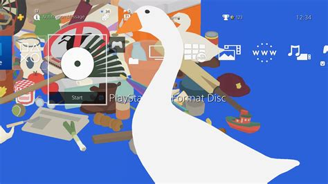 untitled goose game dynamic theme  ps official
