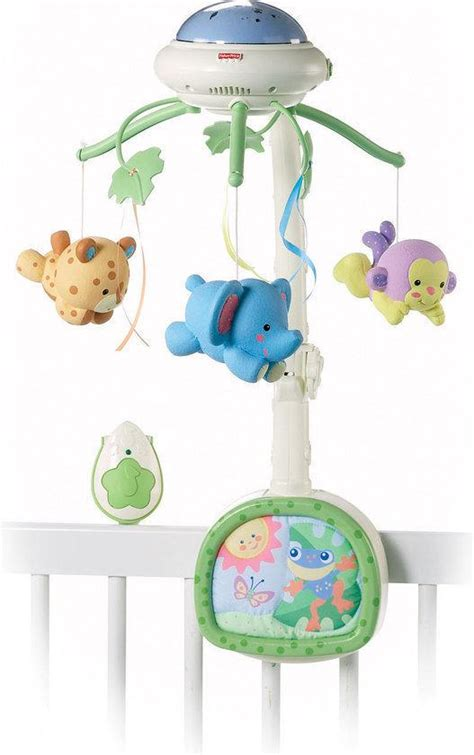 Bol Com Fisher Price Rainforest Mobiel Met