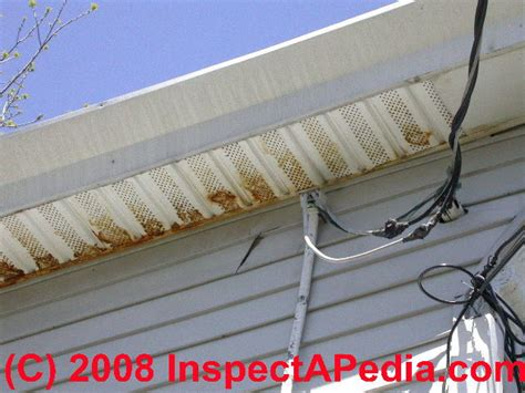 venting bathroom fan to soffit soffit intake vents how to install soffit intake vents to