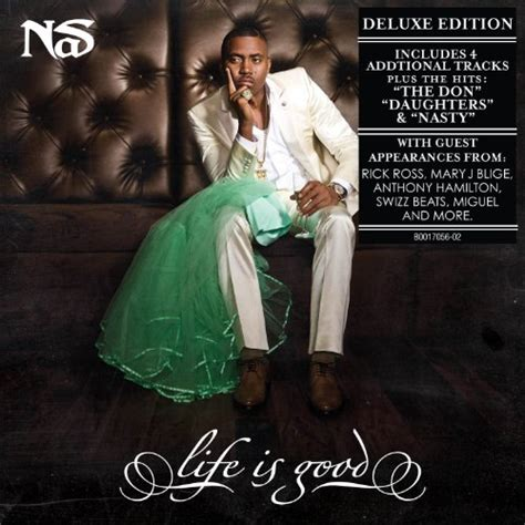 download nas life is good mp3 nas cd covers