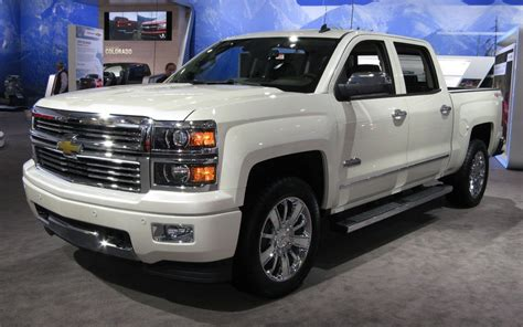 chevrolet silverado hd high country is showing in new