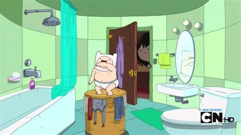 adventure time bathroom adventure time baby finn dancing and singing in bathroom