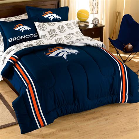 denver broncos bedding nfl bed in a bag