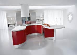Red White Kitchen Ideas Red Kitchens