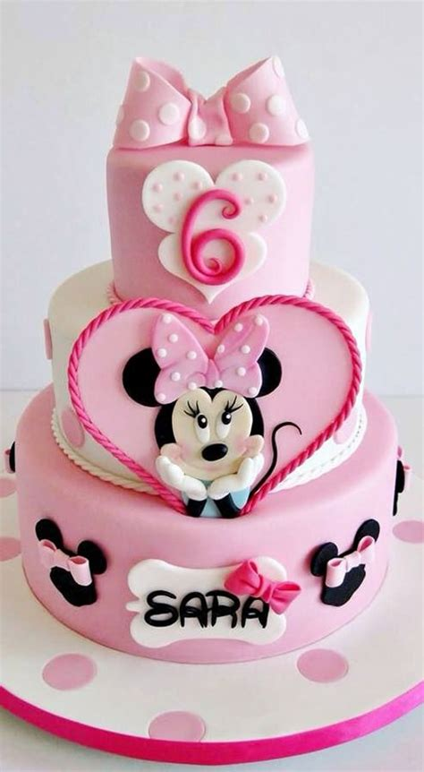 Topper Cake Mickey Mouse Toping Kue Hiasan Kue Cake Topper 10 cutest minnie mouse cakes everyone will pretty my