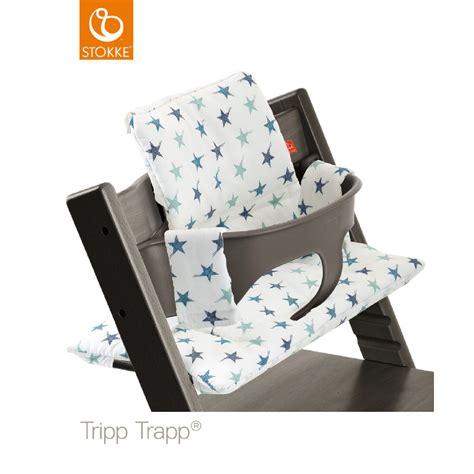 Chaise Tripp Trapp Stokke by Stokke 174 Tripp Trapp 174 Sitzkissen Aqua Babymarkt De