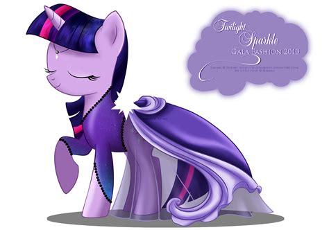 Mlp Fashion Pony Princess Twilight Sparkle image twilight sparkle gala fashion dress by artist