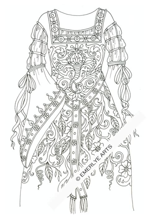 medieval coloring pages for adults cynthia emerlye vermont artist and life coach medieval