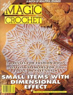 pattern magic español descargar magic crochet no 94 free crochet patterns