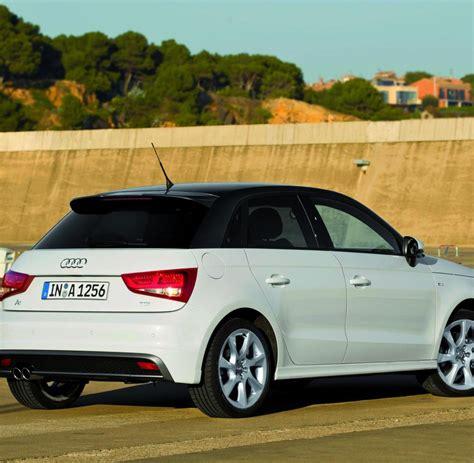 Audi Kleinwagen by Audi Der A1 Sportback Will Kein Kleinwagen Sein Bilder