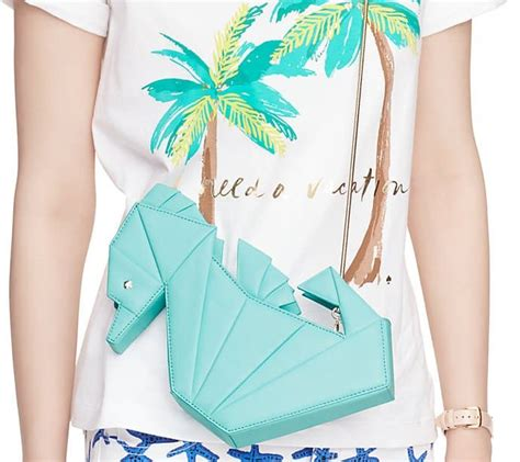 Origami Spade - whimsical kate spade bags we for summer
