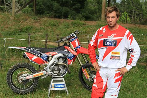 fox motocross gear nz shift mx reunites with honda racing moto monza imports