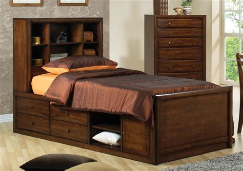 twin bed with storage and bookcase headboard twin bed with storage and bookcase headboard elegance