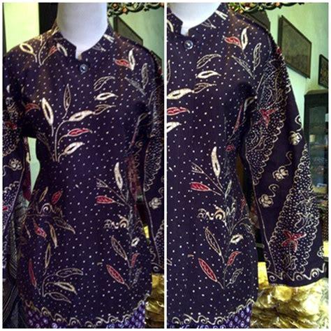 desain baju batik wanita simple baju batik artis wanita 28 koleksi batik kerja wanita