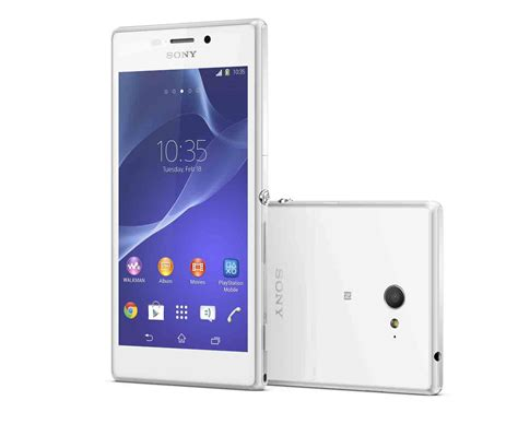 mobile m2 sony xperia m2 review