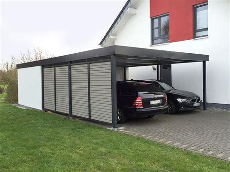 carport doppelcarport doppelcarports carceffo moderne carports garagen