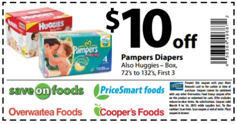 newborn diaper coupons printable best new pers coupons printable coupons online