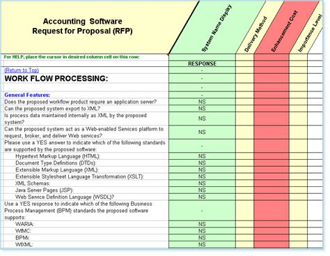 accounting workflow software accounting software evaluation selection