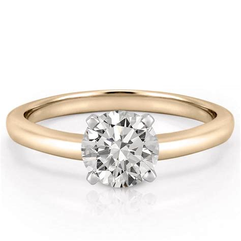 Solitaire Rings classic solitaire ring solitaire engagement ring asha
