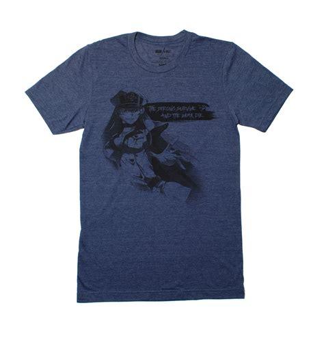 Toonami T Shirt Giveaway - akame ga kill count giveaway sentai filmworks