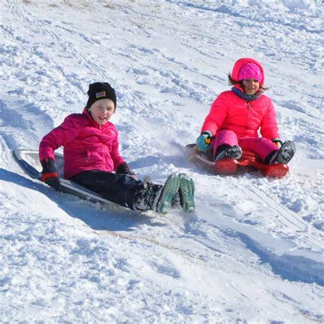 sledding northbrook park district