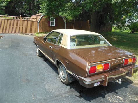 1974 ford mustang ii ghia v6 4 speed manual for sale