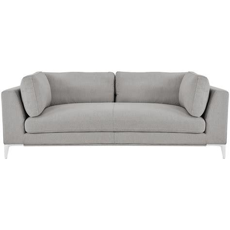 Gray Fabric Sofa by City Furniture Gray Fabric Sofa